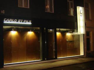 VORTEX atelier d'architecture Commercial Spaces