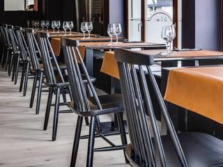 Modern gastronomy by VORTEX atelier d'architecture Modern