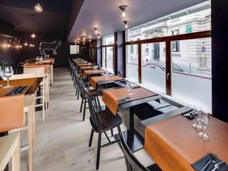 VORTEX atelier d'architecture Gastronomy