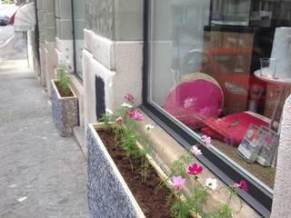 Blumenkasten neu interpretiert von freigeist-design Skandinavisch
