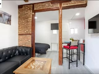 Reforma Integral de Vivienda 40 m2: Comedores de estilo  de Fecofer, Proyectos y Reformas