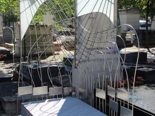 Stèle Funéraire Musées modernes par Artiste Sculpteur Moderne
