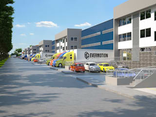 Centro Logístico Industrial y de Negocios Apotema de Inmobiliarygroup