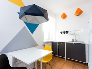 Kraupe Studio Modern style kitchen