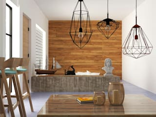 Hipercubo Arquitectura Koloniale Wände & Böden Beton Weiß