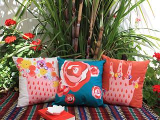 Almofadas Flora :   por My Friend Paco