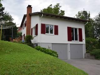 Hausfassade:   von Raumtakt Architekten GmbH