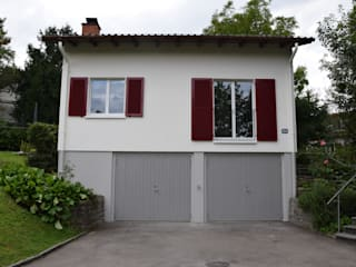 Hausfassade:   von Raumtakt GmbH