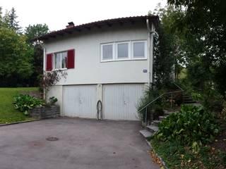 Alte Hausfassade:   von Raumtakt Architekten GmbH