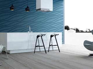 Modern kitchen by Artpanel 3D Wall Panels Modern