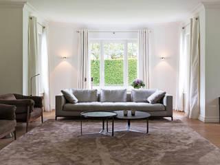 Salones de estilo  de BECKER Architekten & Innenarchitekten, Moderno