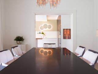Comedores de estilo  de BECKER Architekten & Innenarchitekten, Moderno