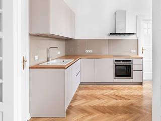 Woelckpromenade Moderne Küchen von berlincuisine Modern