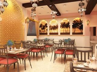 Ghar360 Hotels MDF Yellow