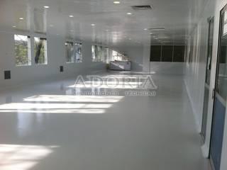 Pisos Industriales: Edificios de Oficinas de estilo  por Adoria Aplicaciones Técnicas