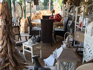 il giaggiolo sas Balconies, verandas & terraces Accessories & decoration