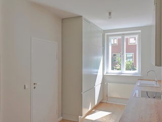 Lena Klanten Architektin Dapur Modern Grey