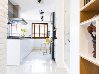 Kuchnia: styl , w kategorii Kuchnia zaprojektowany przez Denika
