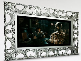 Mirror (Option TV) de Durius_ConceptDesign Moderno