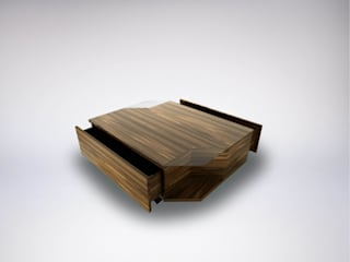 Portus Cale Coffe Table de Durius_ConceptDesign Moderno