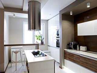 Кухонный гарнитур Ultra:  в современный. Автор – БИС-интерьер, Модерн