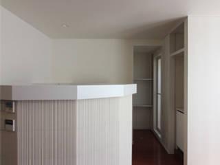 リフォーム: 真島瞬一級建築士事務所が手掛けた和室です。