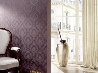 Architects Paper 牆壁與地板壁紙 Purple/Violet