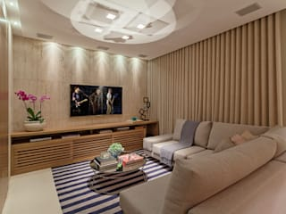 Modern Living Room by LEDS Arquitetura Modern