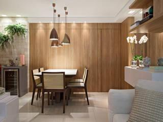 LEDS Arquitetura Comedores modernos