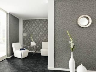 Architects Paper 牆壁與地板壁紙 Grey