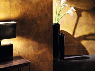 Architects Paper Paredes y pisosPapeles pintados Ámbar/Dorado