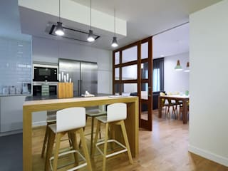 Línea 3 Cocinas Madrid:  tarz Mutfak,