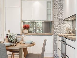 Küche von KODO projekty i realizacje wnętrz