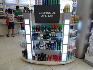 Iluminación LED  Farmacia y perfumería Pacheco Norte:  de estilo  por Iluminación LED