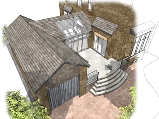 Conservation Area Extension, Eccles. by Creative Design & Build