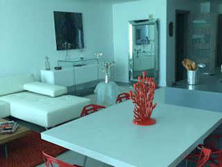 Dining room by THE muebles, Modern