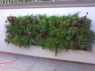 花園 by Borges Arquitetura & Paisagismo