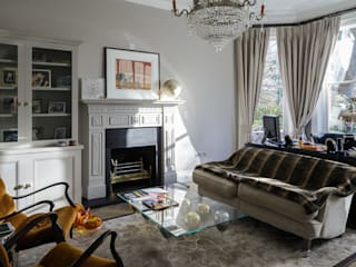 Chevening Road, London, NW6 Modern living room by GPAD Architecture & Interior Design Modern