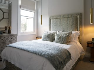 Chevening Road, London, NW6 Modern style bedroom by GPAD Architecture & Interior Design Modern