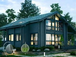 Modern houses by GOOD WOOD Modern