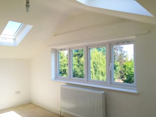 BECKENHAM - LOFT CONVERSION Arc 3 Architects & Chartered Surveyors