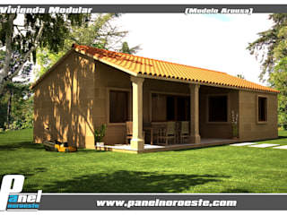 Casas de PANELNOROESTE