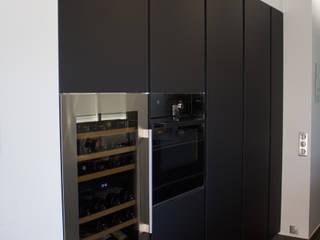 Rénovation d'une cuisine Cuisine moderne par AMNIOS Moderne