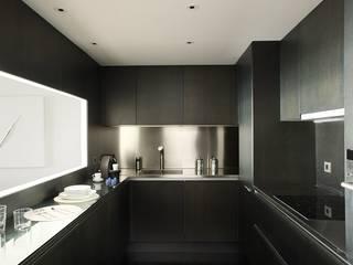 Apartamento Sitges - Barcelona 2013: Cocinas de estilo  de DELATORRE-HAUSMANN INTERIORISTAS