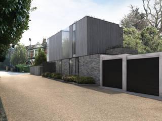 Croft Mews, London, N12 GPAD Modern houses