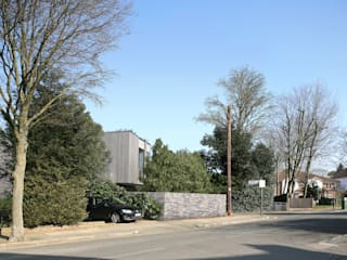 Croft Mews, London, N12 Modern houses by GPAD Architecture & Interior Design Modern