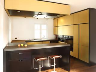 Cocinas de estilo minimalista de Beilstein Innenarchitektur Minimalista