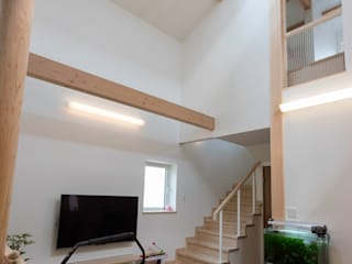 A邸: アリア建築工房が手掛けた現代のです。,モダン