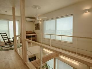K邸: アリア建築工房が手掛けた現代のです。,モダン