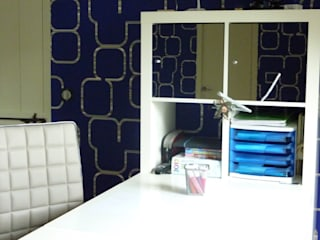 Chambre adolescent Chambre moderne par KONCEPT AGENCEMENT Moderne